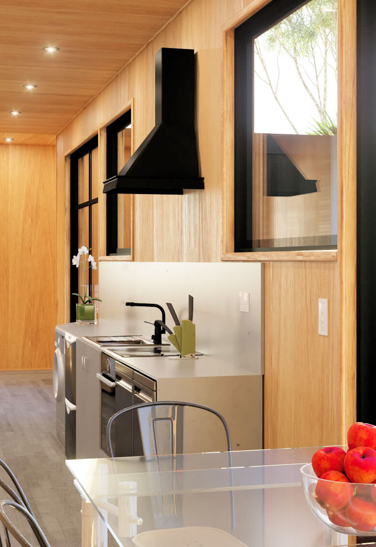Shipping Container Homes in Melbourne
