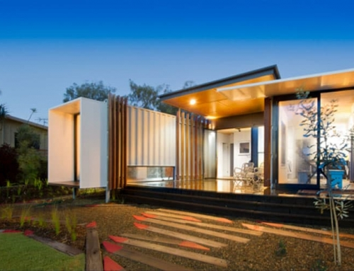 3 Reasons to Buy a Home Made From A Shipping Container